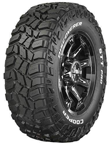 Cooper Discoverer STT Pro All- Season Radial Tire-LT255/75R17 108Q