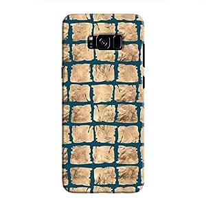Cover It Up - Rock Dark Blue Break Galaxy S8 Plus Hard Case