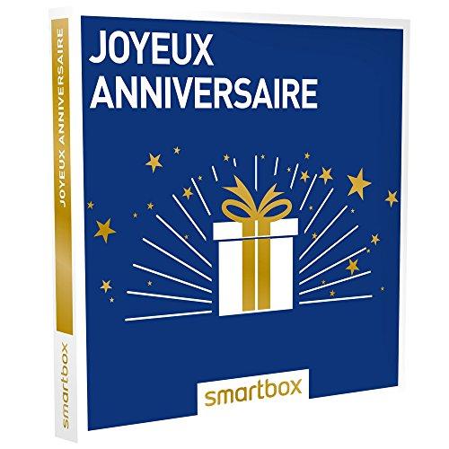 SMARTBOX-Coffret-Cadeau-danniversaire-Homme-ou-Femme-Ide-cadeau-original-Sjours-bien-tre-aventure-ou-gastronomie-pour-1--4