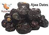 Dry Fruit Hub Ajwa Dates 250 Gram (0.55 lbs)