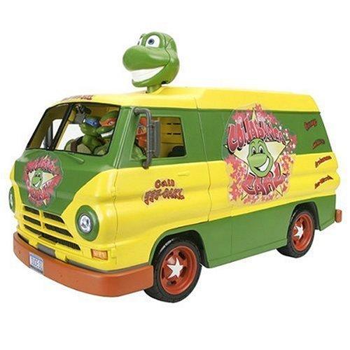 Teenage Mutant Ninja Turtles Cawabunga Carl Van (Teenage Mutant Ninja Turtles Van)