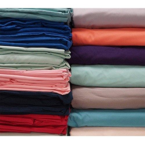 Amazon.com: Supersoft Twin XL Bedding Sheets   Glacier Gray Twin