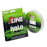 P-Line Halo Fluorocarbon Mist Green Fishing Line 200 YD (Filler spool)