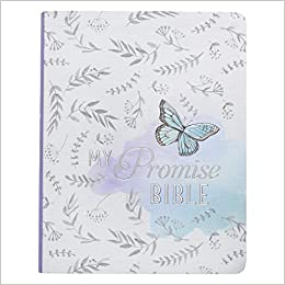 Holy Bible: Silky Butterfly My Promise Bible - King James