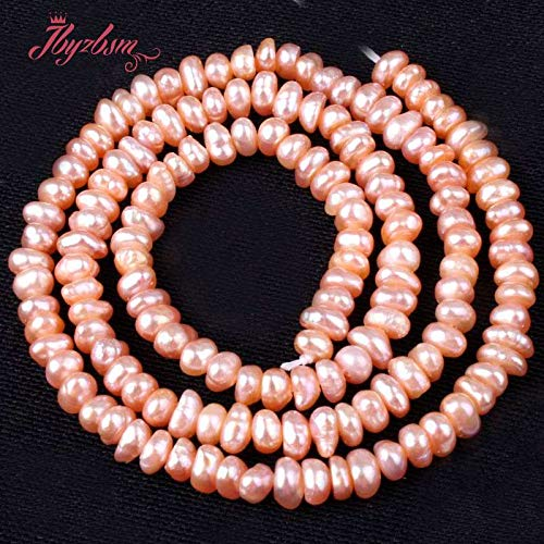 Freeform Freshwater Pearl Natural Stone Loose Beads | for DIY Necklaces, Bracelets, Earrings | Jewelry Making (2-3x3-4 mm)