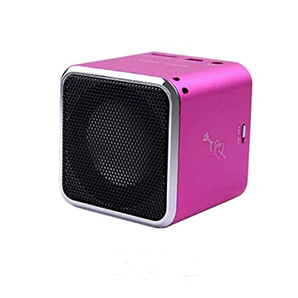 Amazon.com: Original JH-MD06D Mini Music Angel - Altavoces ...