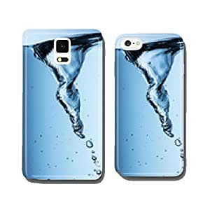 Water vortex cell phone cover case iPhone6