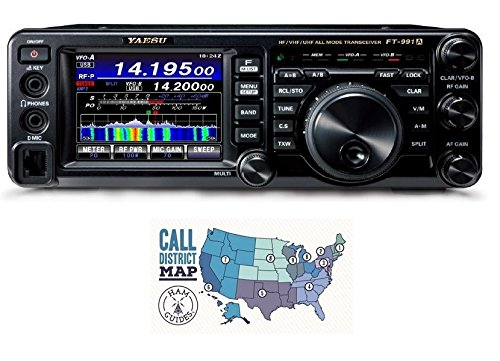 Bundle - 2 Items: Includes Yaesu FT-991A HF/VHF/UHF for sale  Delivered anywhere in USA
