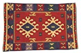 Southwest Design Jacquard Placemats 13''x19'' Set of 6 Placemats