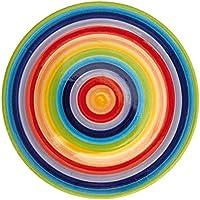 Colores del arcoíris de cerámica Windhorse 26 cm