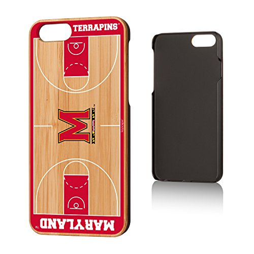 Keyscaper Bamboo iPhone 6 / 6S Cases NCAA - Maryland Terrapins