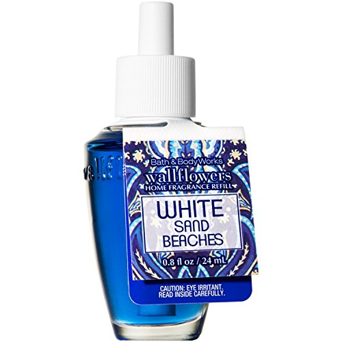 Bath and Body Works Wallflowers Refill BEACH COLLECTION (White Sand Beaches) ()
