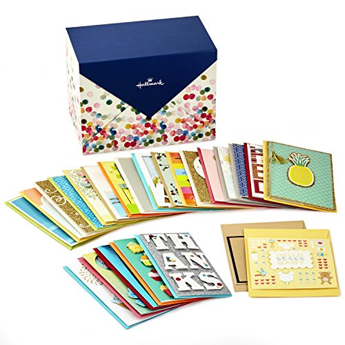 All Occasion Handmade Boxed Set Of Assorted Greeting Cards