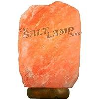 Himalayan Salt Lamp 3-5kg Natural Pink Rock Crystal Decor Dimmer Switch