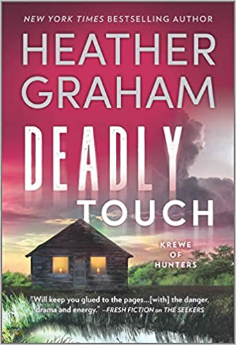 Deadly touch Heather Graham. cover