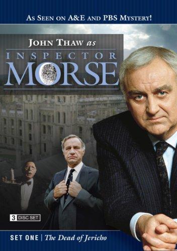 Inspector Morse Set One: The Dead of Jericho (Morse Dvd Set)