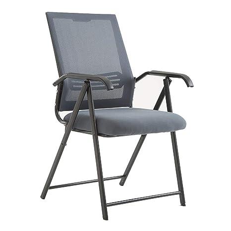 Amazon.com: Moderna silla de ordenador minimalista para casa ...