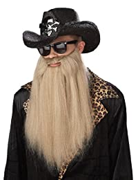 California Costumes Sharp Dressed Man Beard Costume Accessory