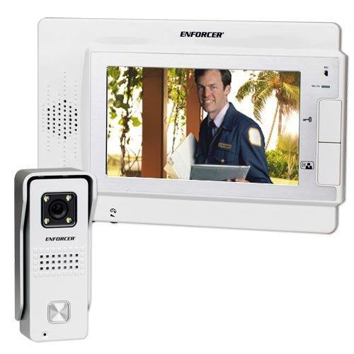 Seco-Larm-DP-234Q-Hands-Free-Color-Video-Door-Phone