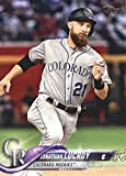 2018 Topps Baseball Series 2#667 Jonathan Lucroy Colorado Rockies Official MLB Trading Card