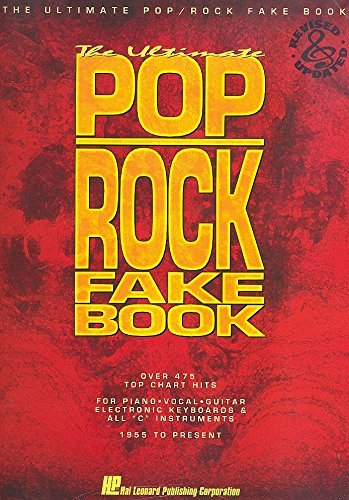 Ultimate Pop Rock Fake Book - 4