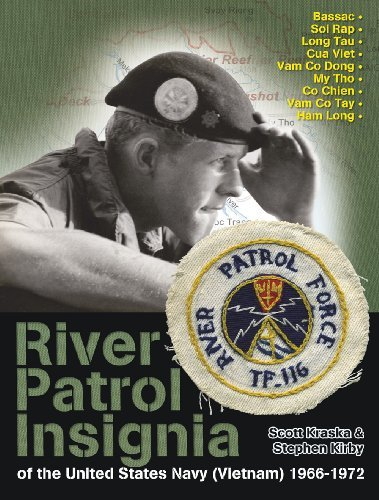 By Scott Kraska River Patrol Insignia of the United States Navy (Vietnam) 1966/1972 (First) [Hardcover]