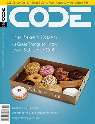 CODE Magazine - 2016 Sep/Oct (Ad-Free!)
