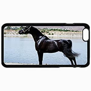 New Fashion Case Customized Cellphone case cover Back Cover For iphone 4s, protective Hardshell case cover Personalized Arabian Beauty 9kiN8ACd5oS 4 Black