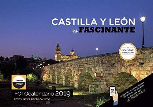 Calendario de pared 2019 español INTERACTIVO (códigos QR