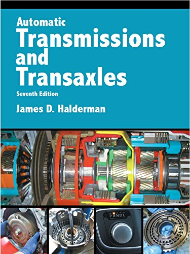 Automatic Transmissions and Transaxles (Automotive Systems Books)