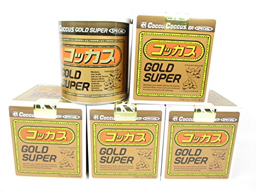コッカスゴールドスーパー1gX100包入 4缶セツト B07DN4NB6H