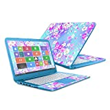 MightySkins Protective Vinyl Skin Decal for HP Stream 14'' (2016) wrap cover sticker skins In Bloom