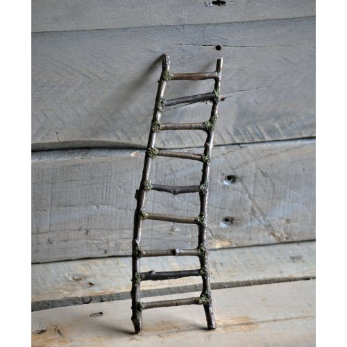 Georgetown Home & Garden Fairy Garden Twig Ladder