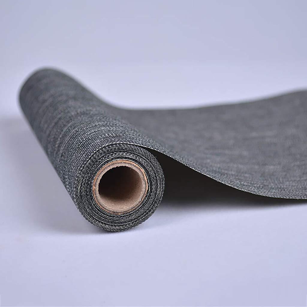 WENJUN 手結びフリンジテーブルランナー、素朴な結婚式に最適なテーブルランナー、洗濯機で洗えます、4色 (色 : Gray, サイズ さいず : 20*300cm) 20*300cm Gray B07M72PT4S