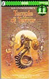 Temple of Terror: Fighting Fantasy Gamebook 14 (Puffin Adventure Gamebooks)