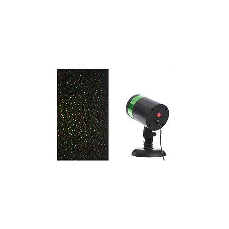 lineteckled® p51.650.16 N Proyección LED multicolor rojo y verde ...