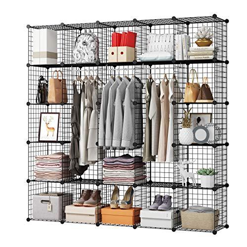 KOUSI Shelves Storage Cloths Modular product image