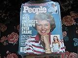 People Weekly (Miss America , Marilyn Van Derbur , Miss America 1958, June 10 , 1991)