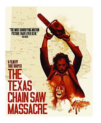 The Texas - Masacre para sierra de cadena (libro de acero)