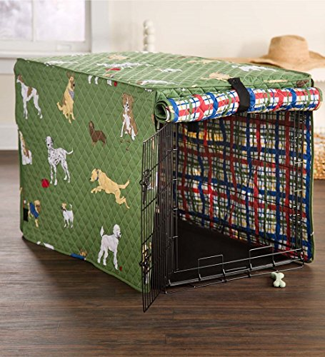 Bedtime Tails Crate Cover Small