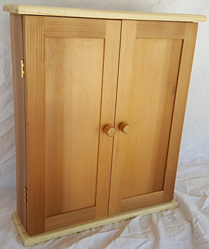 Jewelry Cabinet made from Western Red Cedar by Steven Ashly Designs