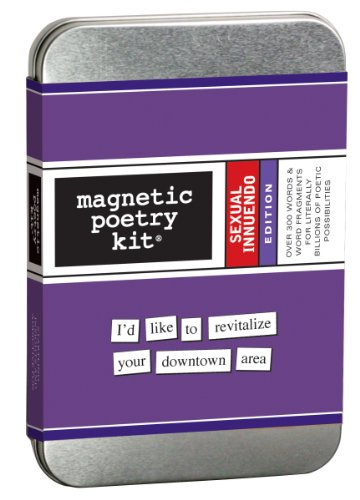 Sexual Innuendo Kit-Magnetic Poetry