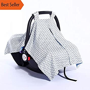 Baby Car Seat Canopy Cover