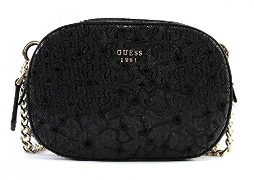 Guess 61700 Frauentasche Damen Black (Schwarz)