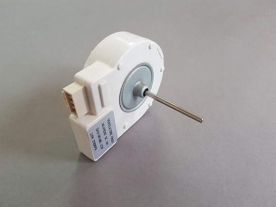 Motor Ventilador para Frigorífico No-Frost 2.6W / 12V: Amazon.es ...