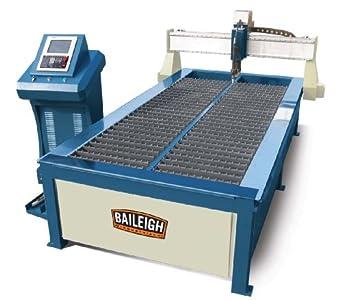 Amazon.com: BAILEIGH pt-510hd CNC plasma mesa de corte con ...