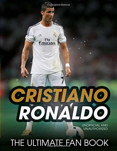 Cristiano Ronaldo  The Ultimate Fan Book