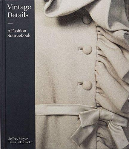 Image of Vintage Details: A Fashion Sourcebook