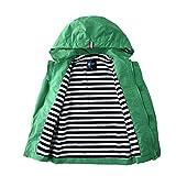 M2C Boys Raincoat Hooded Jacket Outdoor Light