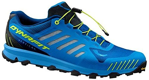 Dynafit Feline Vertical Trail Running Shoe - Men's-Sparta Blue/Fluo by Dynafit